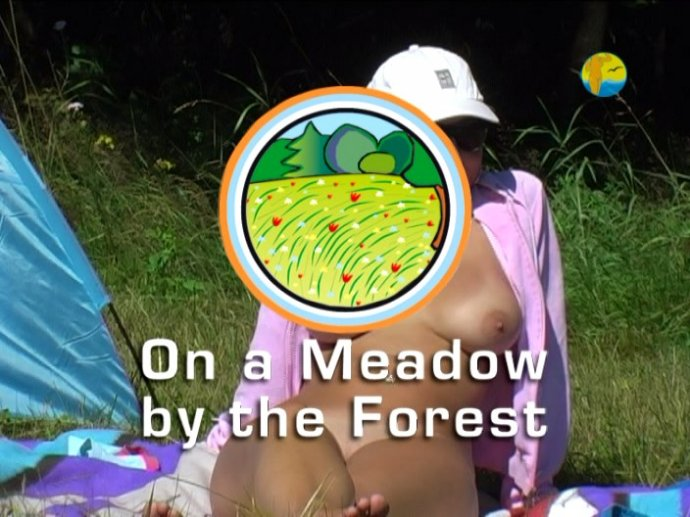On a Meadow by the Forest (Naturist Freedom)