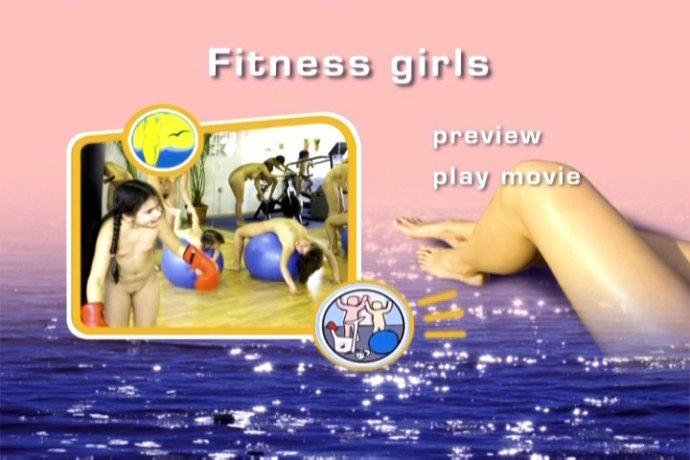 Fitness Girls (NaturistFreedom)