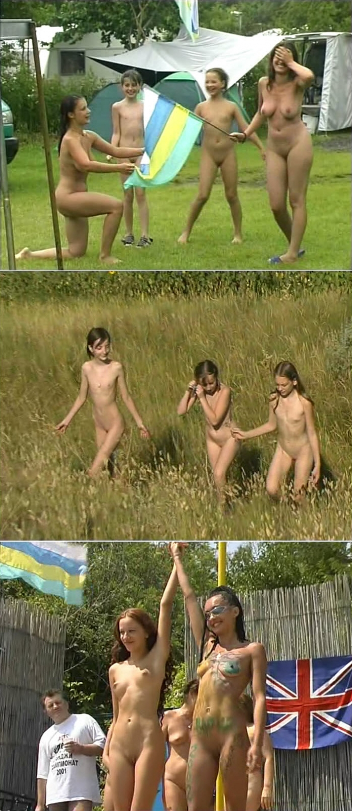 The Best of Kiev Common wealth Naturism 2004