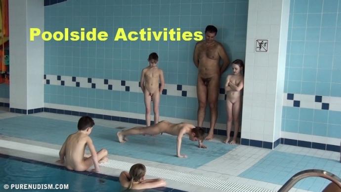 Poolside Activities (PureNudism)