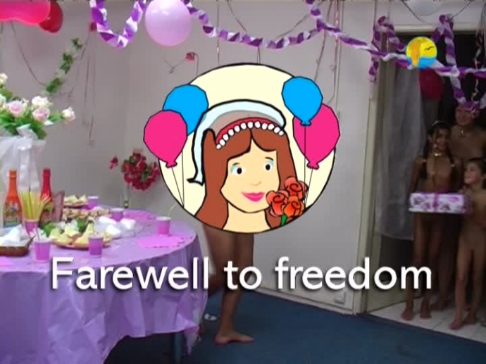 Farewell to freedom (Naturist Freedom)