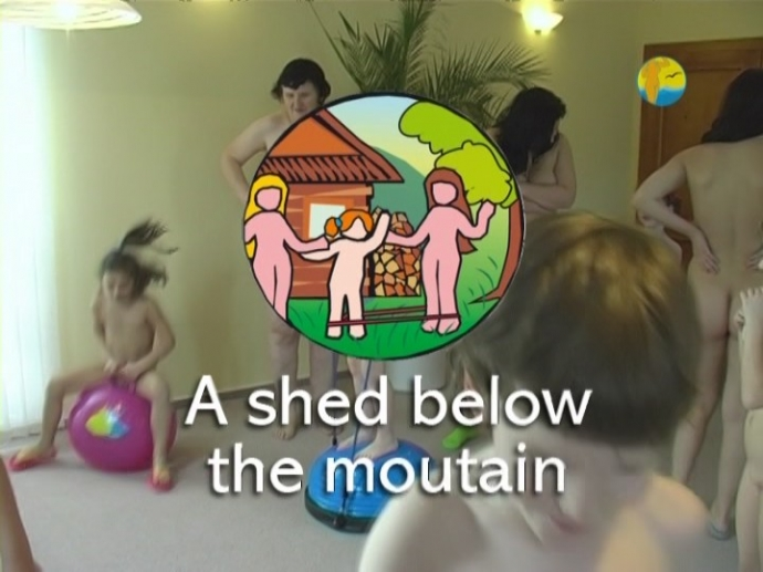A Shed below the mountain (NaturistFreedom)