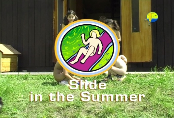 Slide in the Summer (NaturistFreedom)
