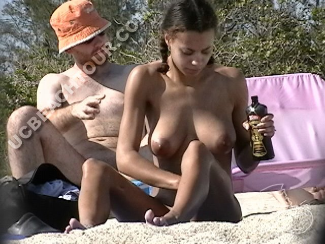 Mediterranean nude beaches curious topic