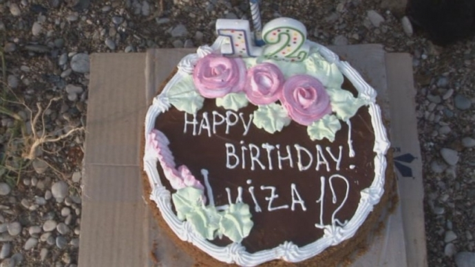 Happy Birthday Luiza (AWWC)