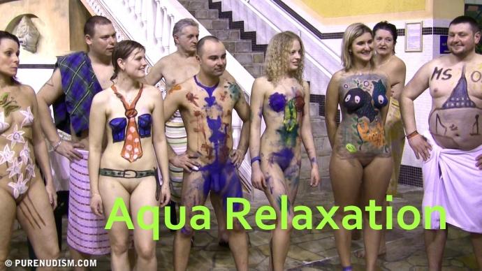 AQUA NUDE RELAXATION (Purenudism)