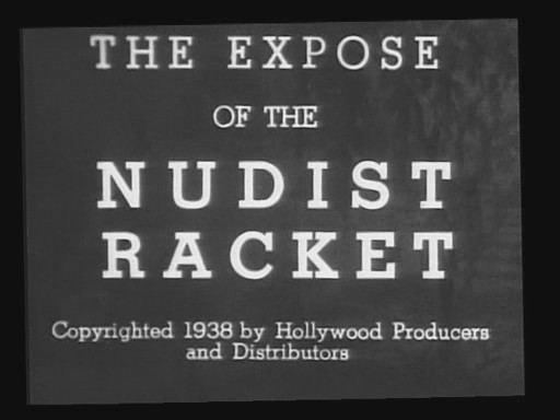 Nudist Racket 1938