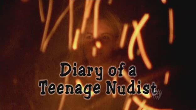 Diary of a Teenage Nudist