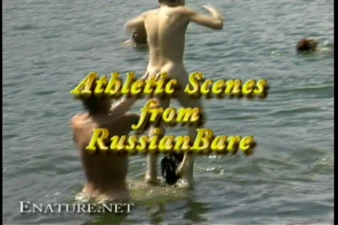 Athletic Scenes From Russian Bare (Enature.net)