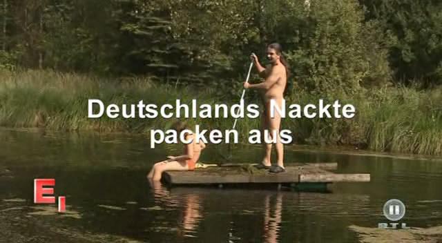 Deutschlands Nackte packen aus