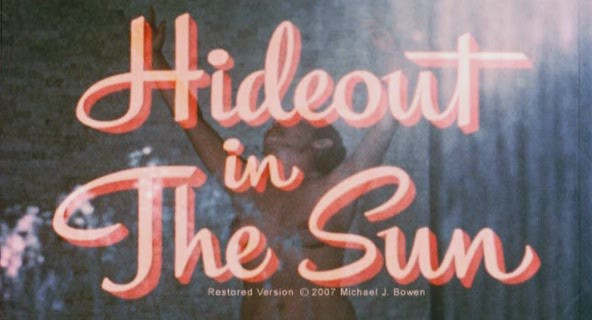 Hideout In The Sun 1960