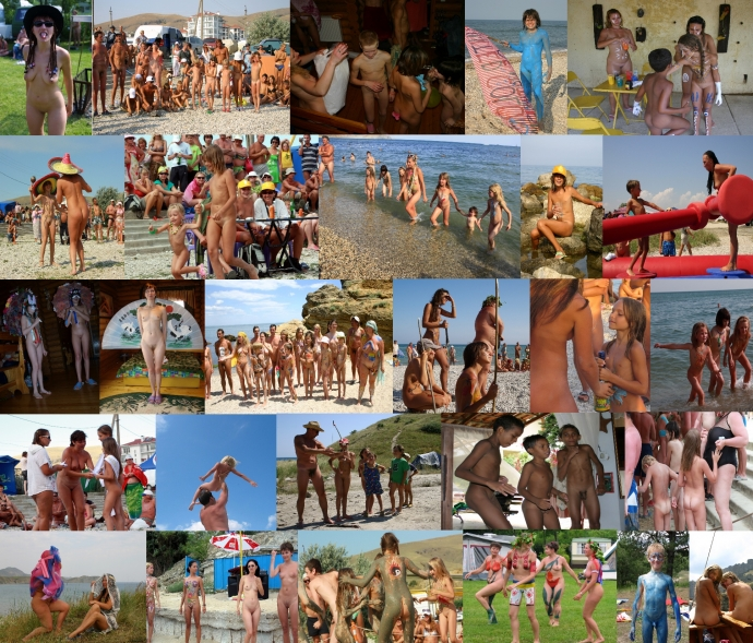 Family Naturism 4 and 5 (NudismProvider)