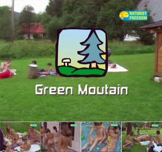 Green Mountain Family nudism - NaturistFreedom dvd