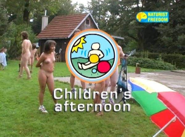 NaturistFreedom Childrens Afternoon