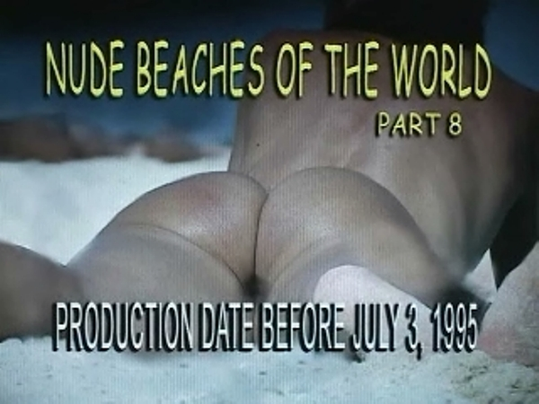 Nude Beaches Of The World 08 1995