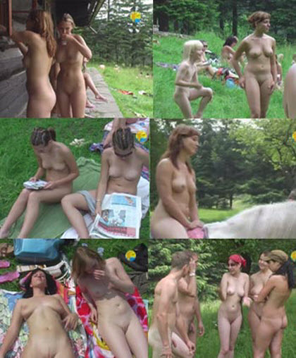 In The Sun. Documentary (NaturistFreedom)