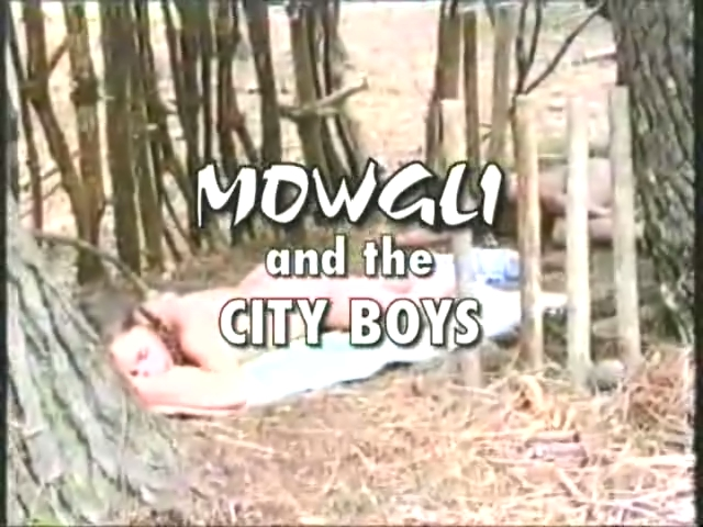 PojkArt Mowgli And The City Boys (children of nudists in nature)