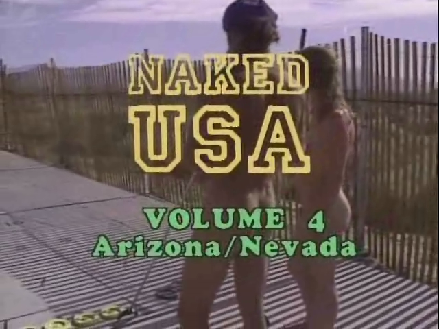 Naked USA vol 4 Arizona Nevada