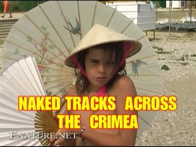 Naked tracks across the Crimea (Enature)