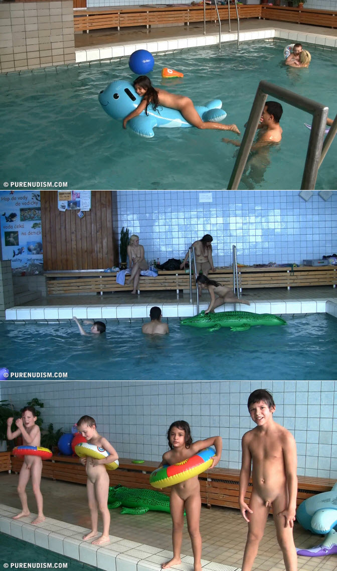 Swimming Center Club (PureNudism)