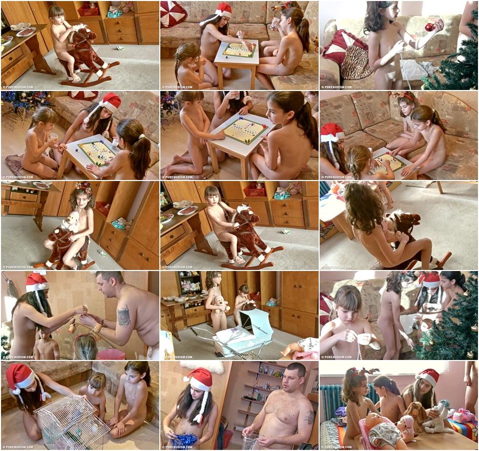 Fresh nudists