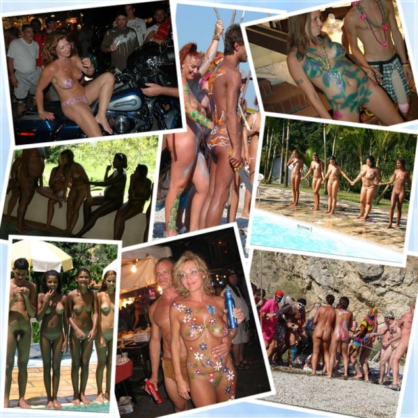 Nudists Festival