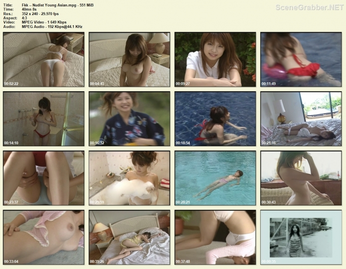 Fkk – Nudist Young Asian