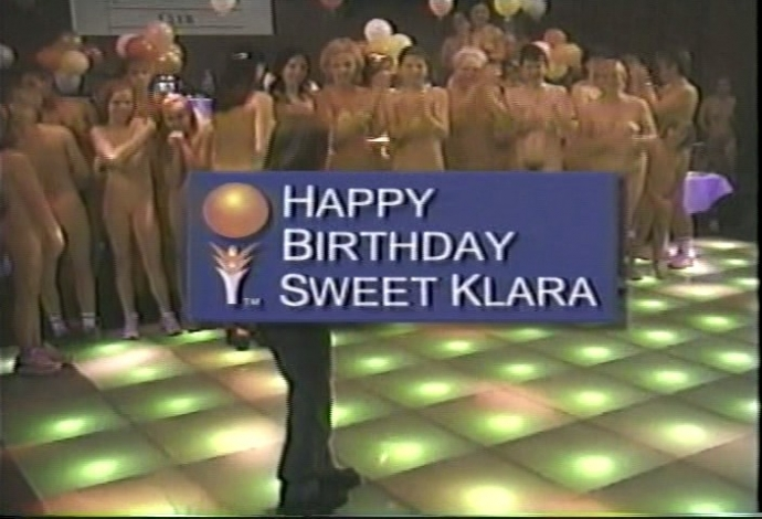 Happy Birthday Sweet Klara