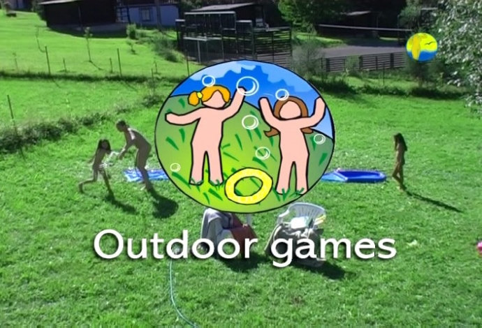 Outdoor Games (NaturistFreedom)