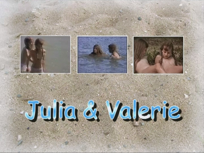 Julia and Valerie