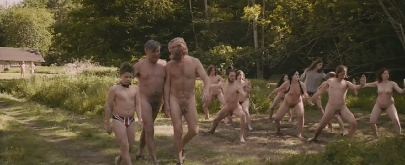 There's nothing Nudist colony documentary the