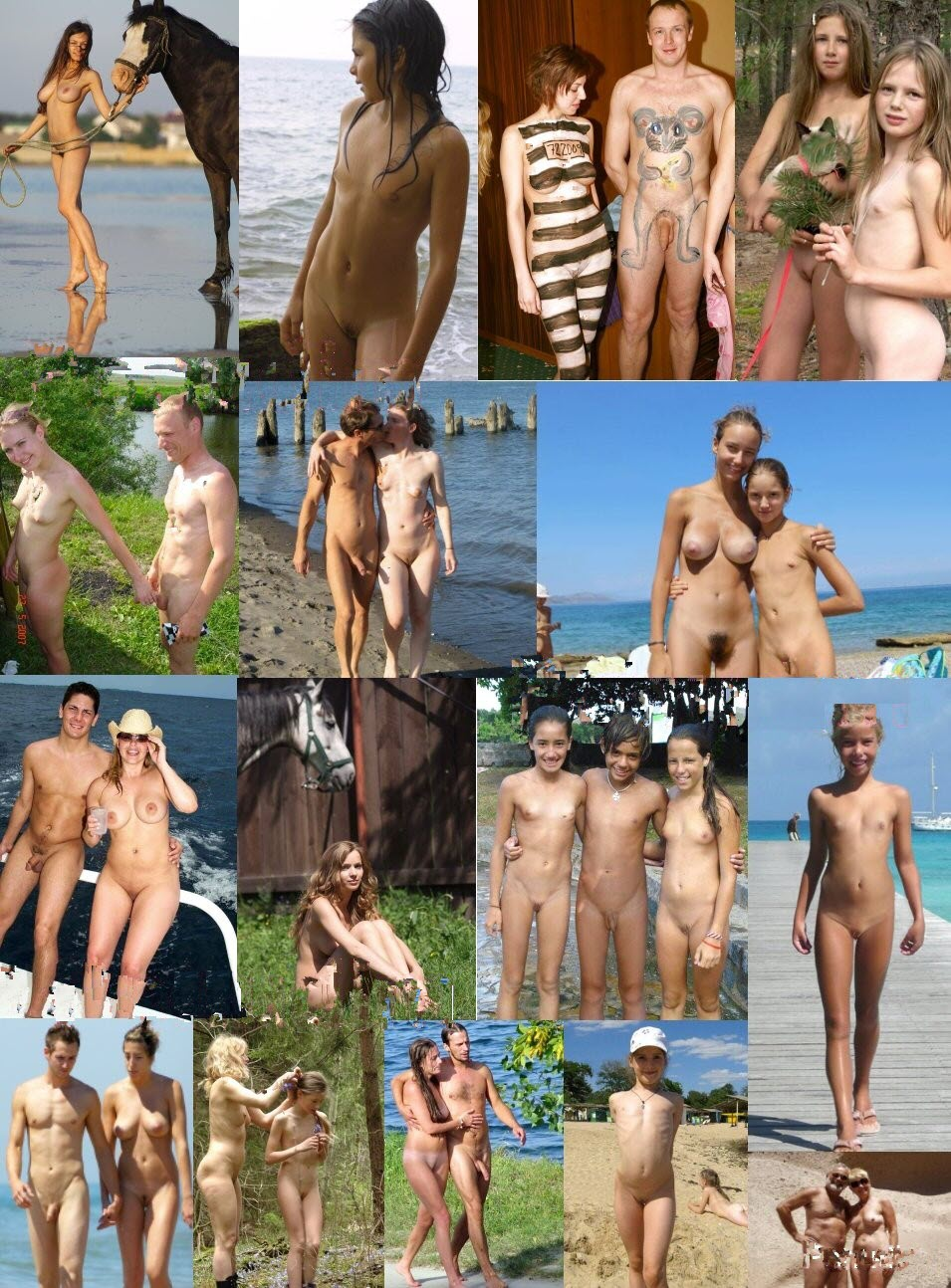 Matchless topic Young nudist site