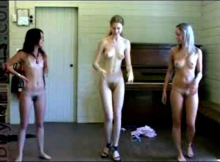 Nudist Dances 2008