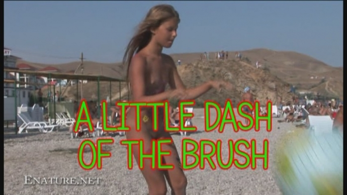 A little Dash of the brush (Enature)