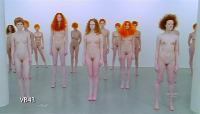 The Female Body as Art