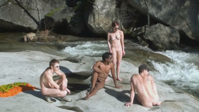 Nature zones nudist music