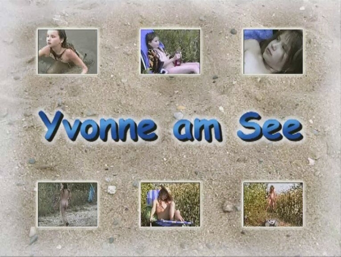Yvonne am See naturistin