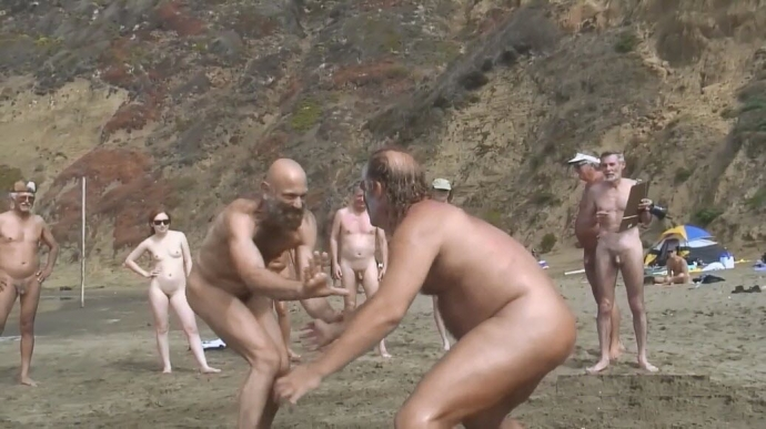 Nude Beach Olympics 2008 (720p)