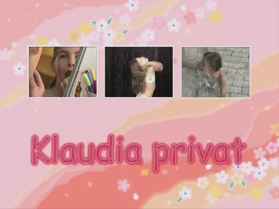 Happy Models Klaudia Privat (naturistin)