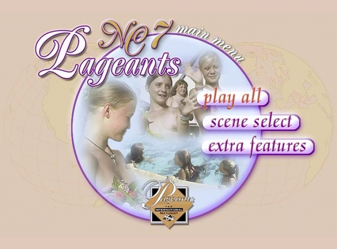 Naturist Contest 7 Pageants 1999