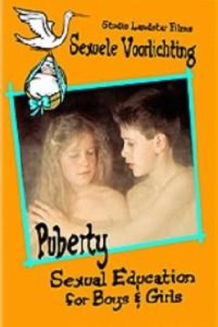 Puberty Sexual Education for Boys and Girls