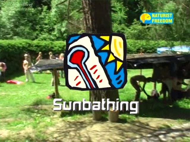 Sunbathing (Naturist Freedom)