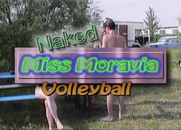 Naked Miss Moravia Volleyball FKK