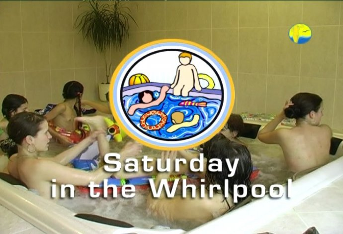 Saturday in the Whirlpool (Naturist Freedom)