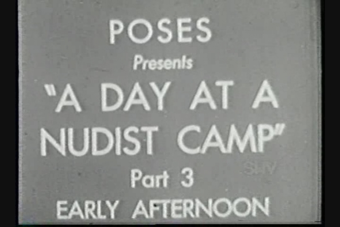 A Day At A Nudist Camp Early Afternoon