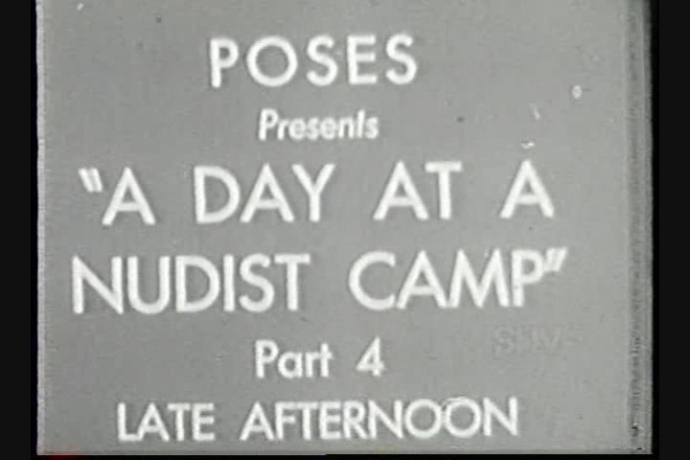 A Day At A Nudist Camp Late Afternoon