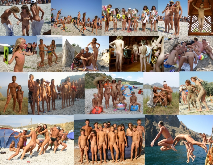 Family Naturism 3 (NudismProvider)