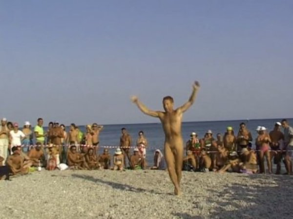 Dance Competition in Koktebel
