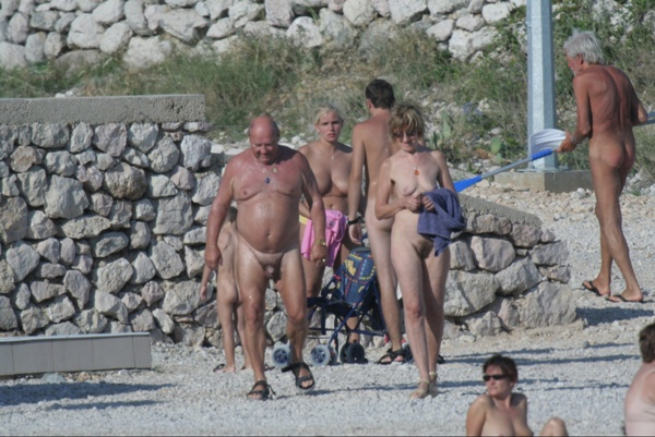 Nudists croatian