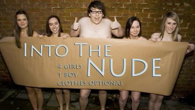 Into The Nude